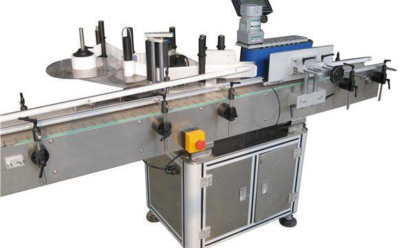 Awtomatikong Sticker Round Bottle Labeling Machine Manufacturer