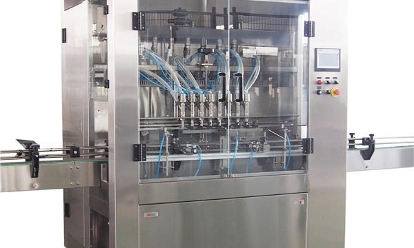 1L-5L Awtomatikong Piston Fining Machines