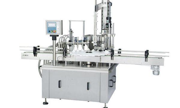Ang Awtomatikong Rotary Piston Filling Machine