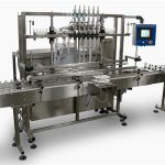 Awtomatikong Liquid Soap Bottle Filling Machine