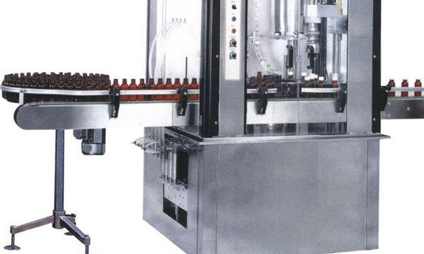 Ang High Speed Bottle Capping Capsule Filling Machine