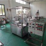 Awtomatikong Taas nga Viscosity Liquid Filling Machine