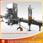 Pagpuno sa Equipment Type Oral Liquid Filling Machine Nga Ubos ang Uban