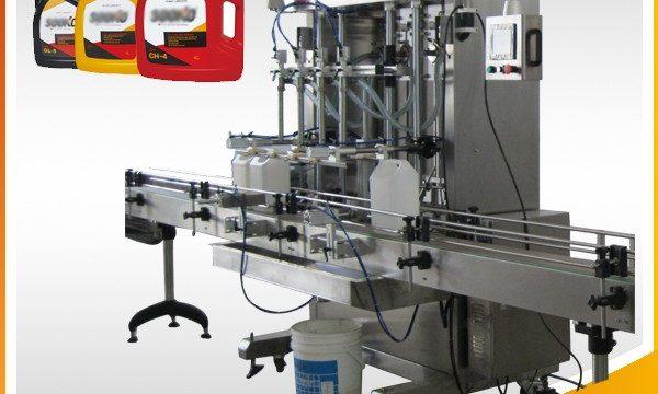 500ml-2L Awtomatikong Pagpuno sa Pagpahid sa Likido / Paghugas sa Liquid Filling Machine