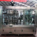 Awtomatikong Stainless Steel Liquid Filling Machine Alang sa Langis / Limpyo nga Tubig