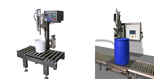 Machine Drum Filling Machine
