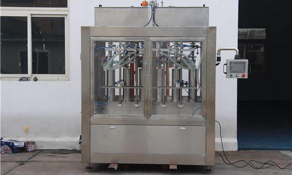 Awtomatikong Jam Bottle Filling Machine