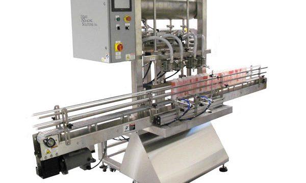 Ang Awtomatikong Bottle Piston Filling Machine
