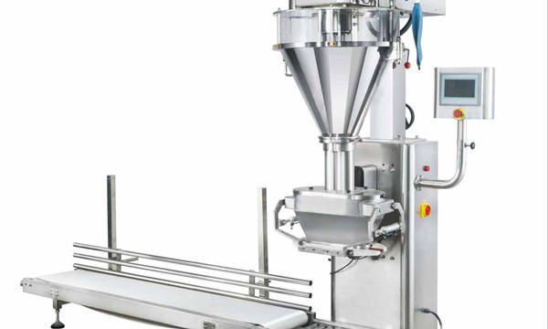 Ang Semi-Automatic Mmilk Powder Filling Machine