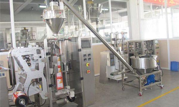 Ang Elevating Powder Ug Ang Machine sa Pagpuno sa Bag sa Powder