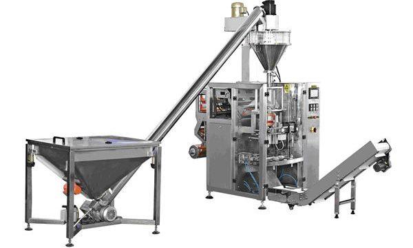 Awtomatikong Bottle Type Spiral Feeding Powder Filling Machine