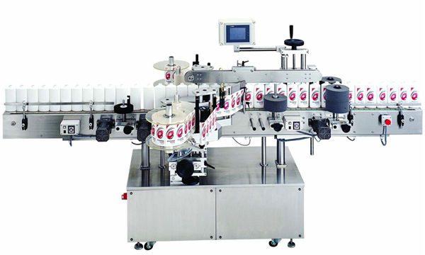 Gibaligya ang Bottle Labing Machine