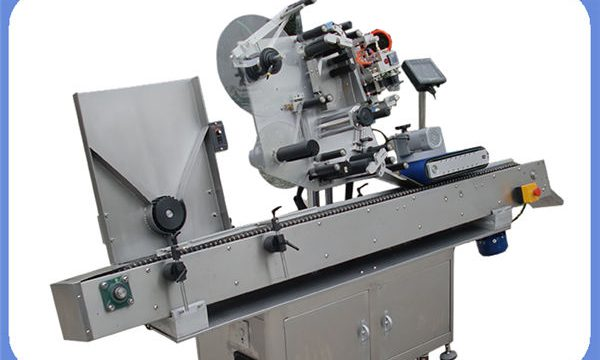 Awtomatikong Bottle Sticker Labeling Machine Alang sa Round And Square