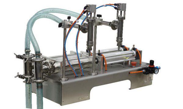 Ang Semi-Automatic Sachet Liquid Soap Filling Machine
