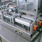 Mga Competitive Price Semi-Awtomatikong Shampoo Filling Machine