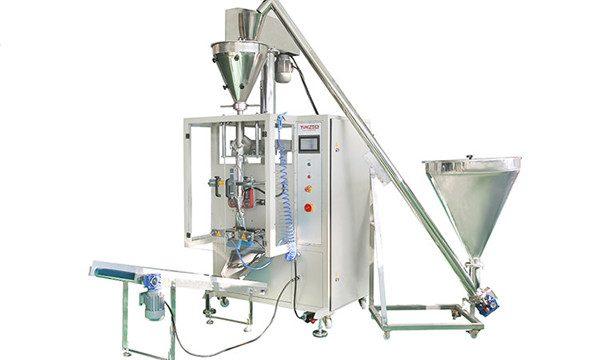 Vertical Automatic Powder Pagpuno ug Sealing Machine