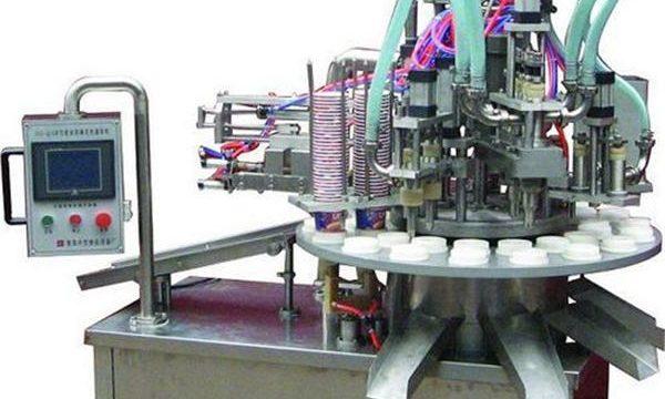 Awtomatikong Cosmetic Ointment / Cream Filling Machine