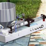 Ang Semi-Auto Vertical Tooth Paste Filling Machine