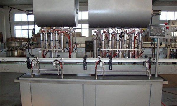 Ang Bag-o nga Labing Bag-ong Labing Maayo nga kalidad nga Makapal nga Paste Filling Machine