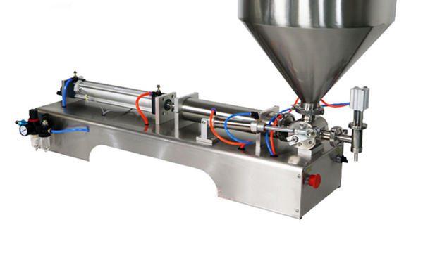 100-1000ml Semi Automatic Cream Puff Filling Machine