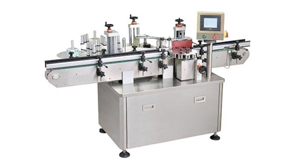 Ang Sticker Labeling Machine Taghimo